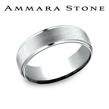 Ammara Stone - 14kt White Gold