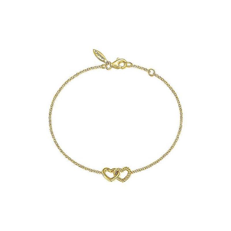 Gabriel Fashion You and Me Bracelet