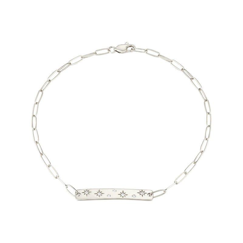 Lasker Gold Fashion Wish Upon a Star Bracelet