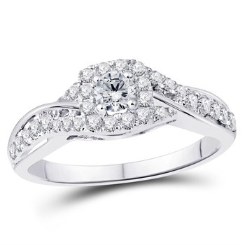 Free-Flowing Halo Ring