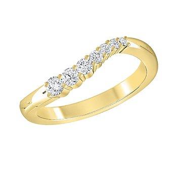 Journey Diamond Ring - .50ctw
