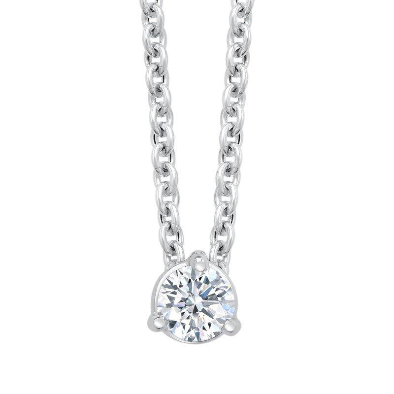 Lasker Diamond Fashion Only You Solitaire Diamond Pendant - 1.50ct