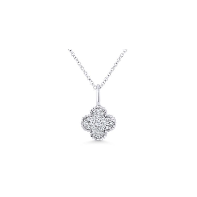 Lasker Diamond Fashion Granada Floral Diamond Pendant