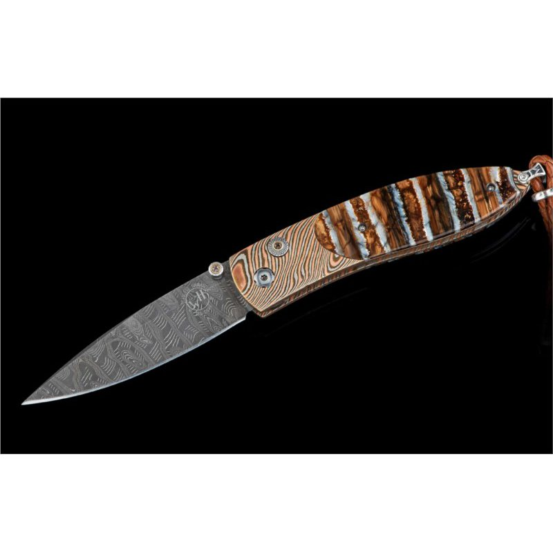 William Henry Archetype II Pocket Knife