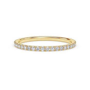 Forevermark Micropave Diamond Band