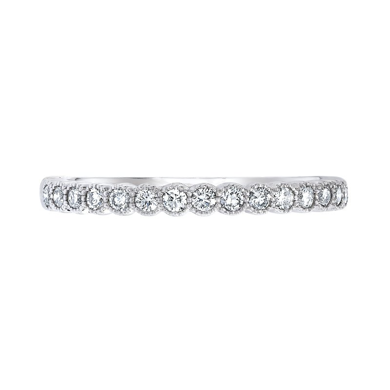 Lasker Bridal Ariana Stacking Band - .23cttw