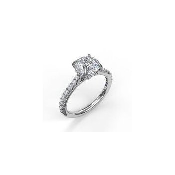 Classic Prong Set Engagement Ring