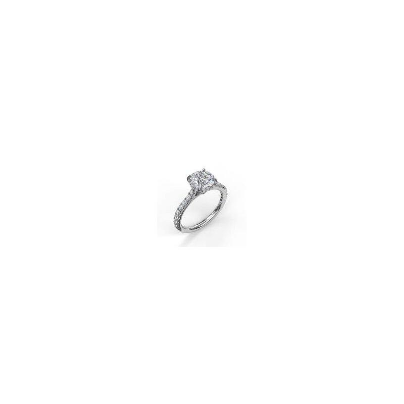 Fana Classic Prong Set Engagement Ring