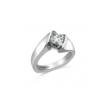 Twist Solitaire Ring Mounting