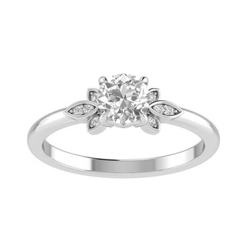 Vintage Style Ring Setting
