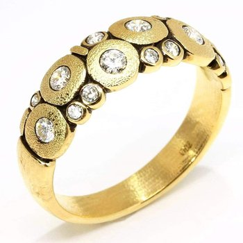 Diamond Candy Dome Ring