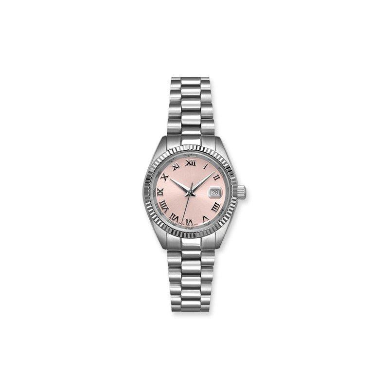 Lasker's Timepiece Collection Lasker Steel Timepiece