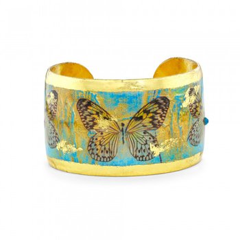 Head in the Clouds Butterfly Cuff