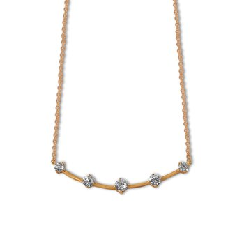 Constellation 5-Stone Necklace