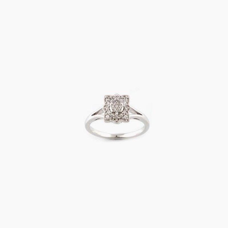 Lasker Diamond Fashion DIAMOND PROMISE RING