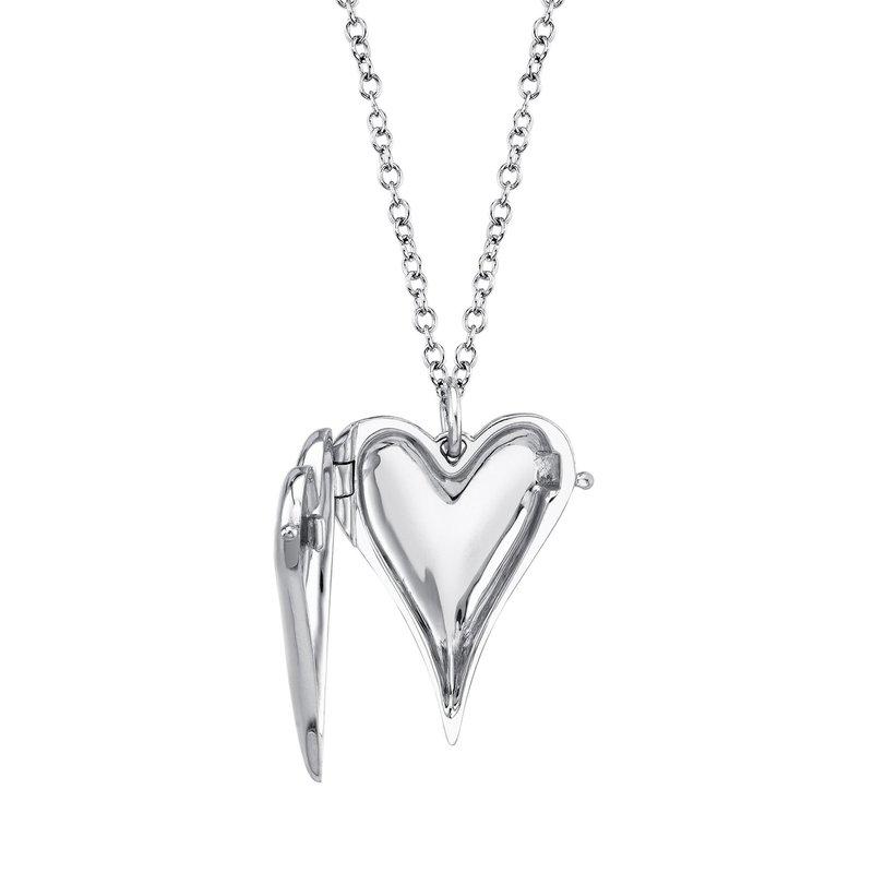 Lasker Diamond Fashion Full Heart Diamond Locket