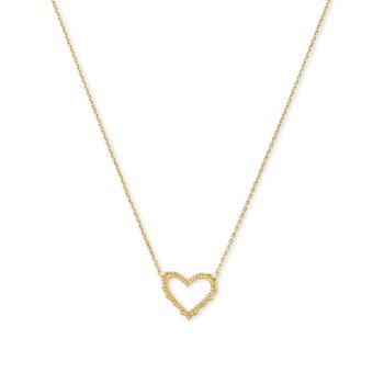 SOPHEE HEART PENDANT - SMALL