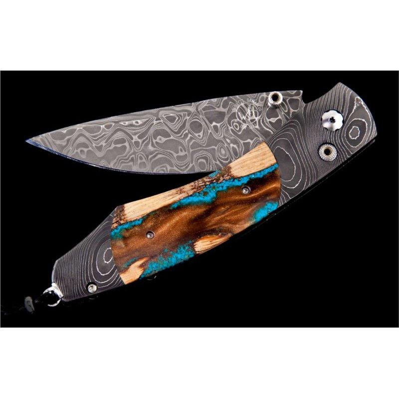 William Henry Cholla Pocket Knife