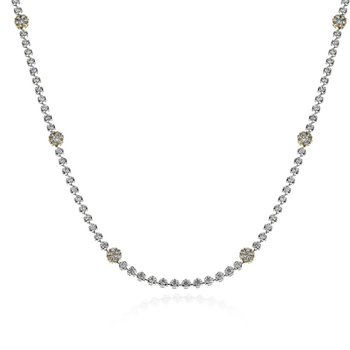 Grand Diamond Rivera Necklace