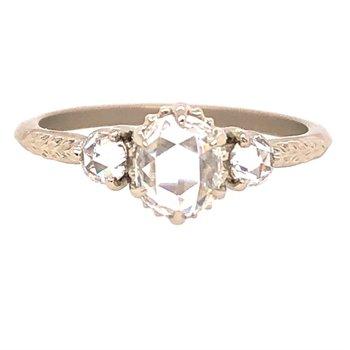 Megan Thorne Evergreen 3-Stone Ring