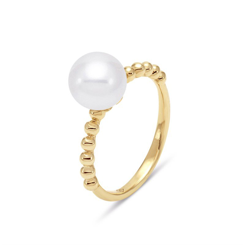 Lasker Pearl Fashion Freshwater Pearl Ring