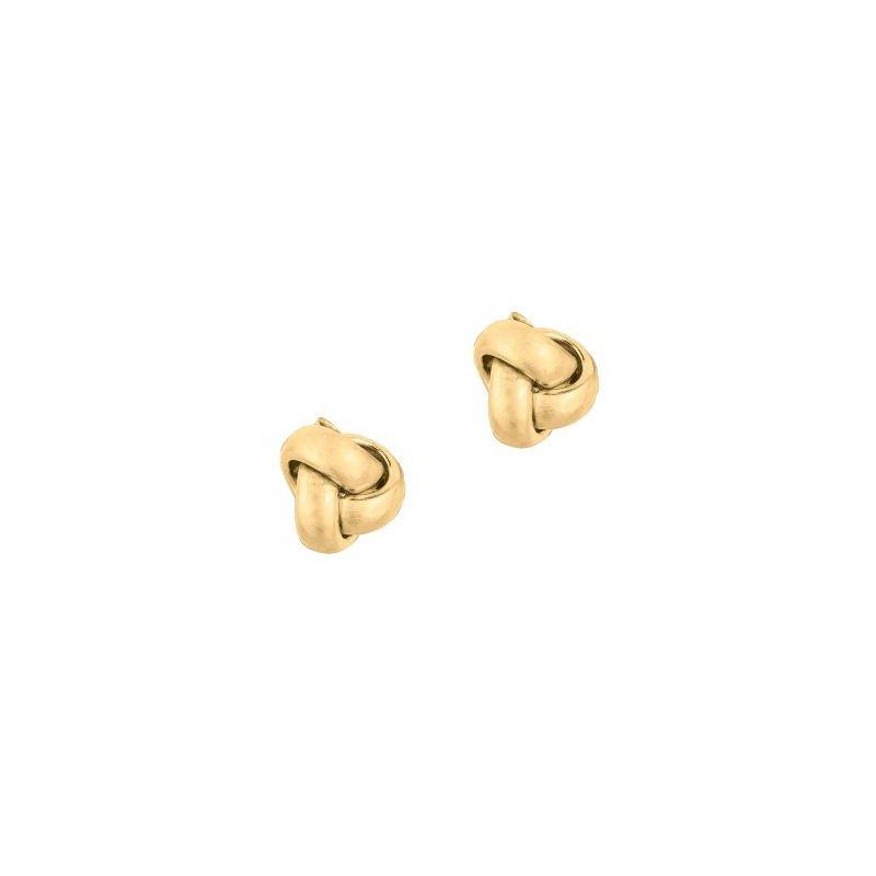 Lasker Gold Fashion Love Knot Studs