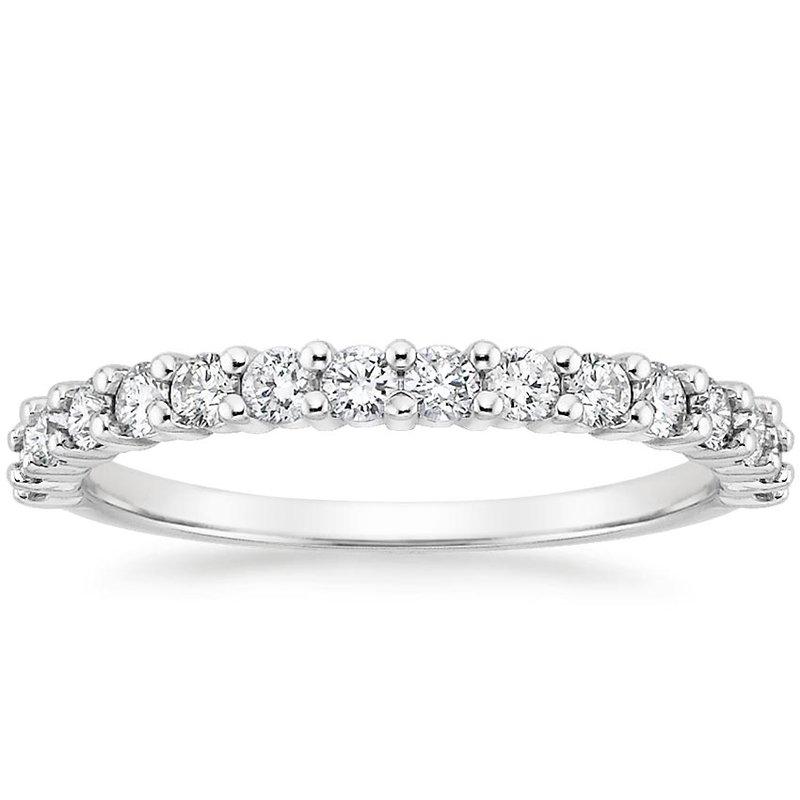 Lasker Bridal 2/3 Eternity Ring - 0.70TW