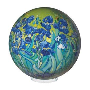 Van Gogh Irises Mova Globe