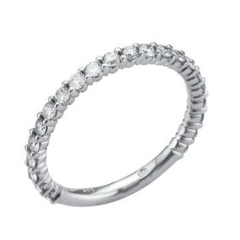 2/3 Eternity Ring - 3/8cttw
