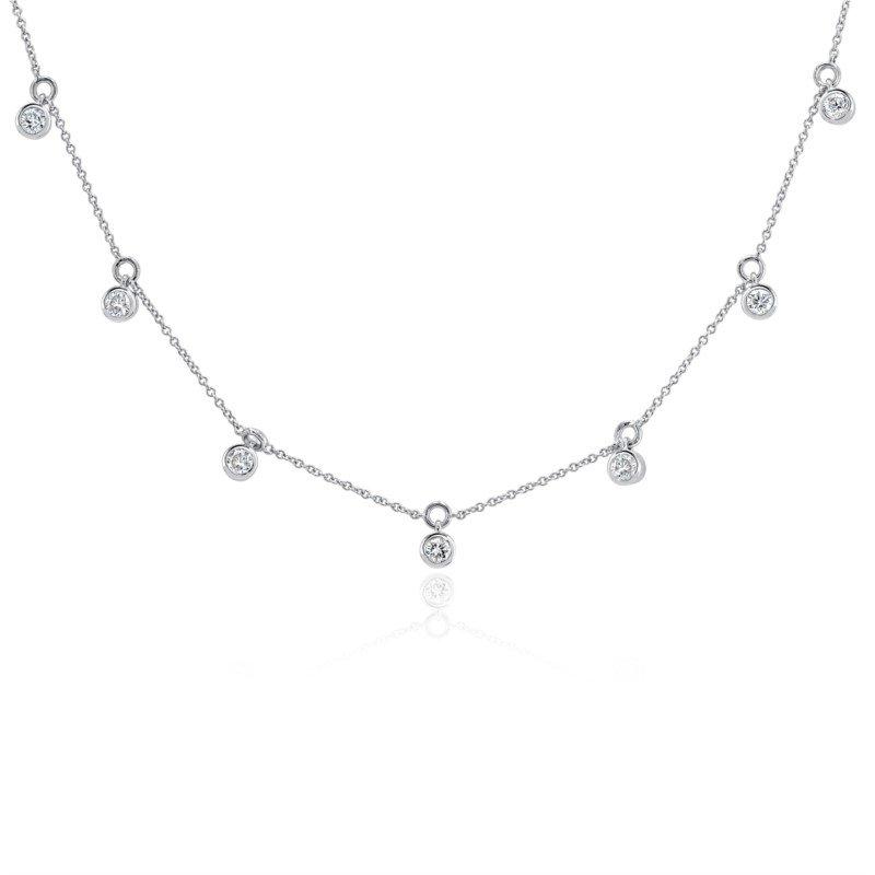 Fire & Ice Diamonds Fire & Ice Station Necklace