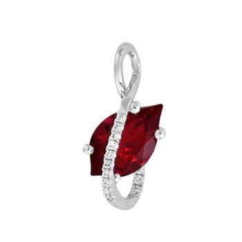 Chatham Ruby Pendant
