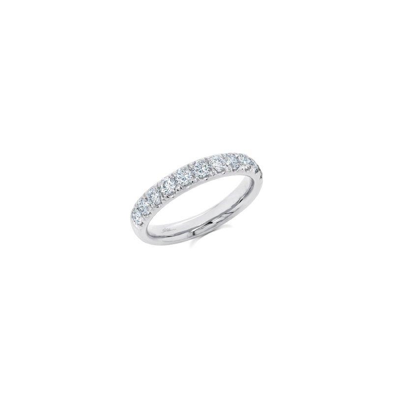 Lasker Bridal Galaxy Diamond Band - 1.00cttw