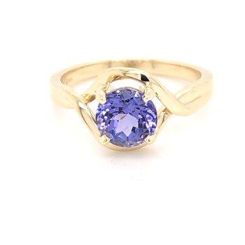 1.59ct Tanzanite Ring