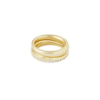 Colette Gold Ring Set