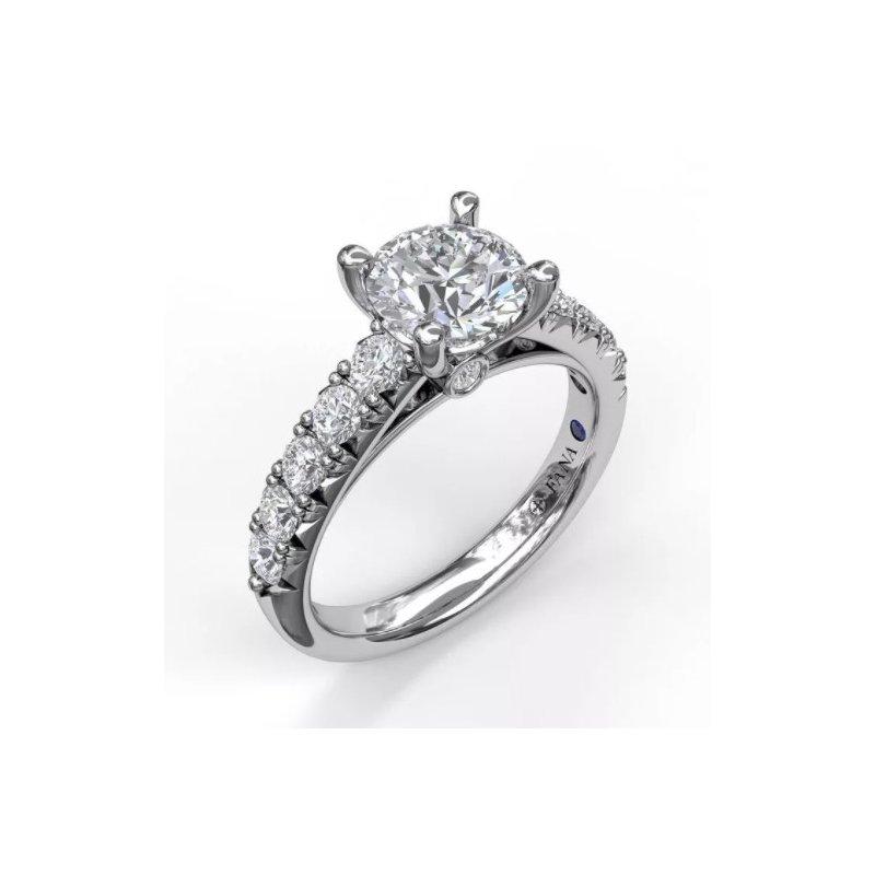 Fana Classic Prong Set Engagement Ring Settings