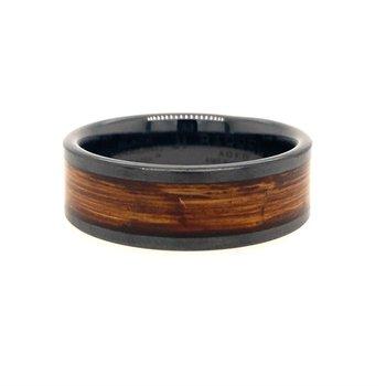Rye Stone Barrel Inlay Band