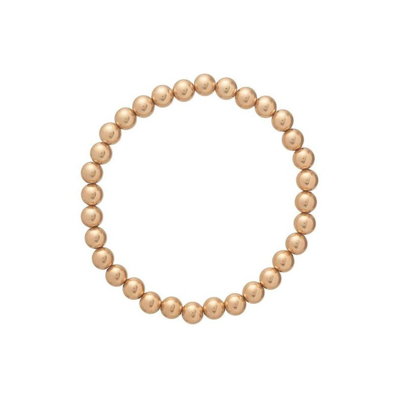 enewton Classic Gold Filled 5mm Bead Bracelet - Extends