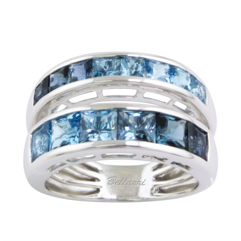 Lasker Gemstone Bellarri Eternal Love Collection Ring