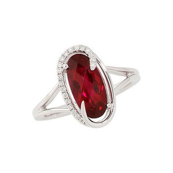 CHATHAM RUBY RING
