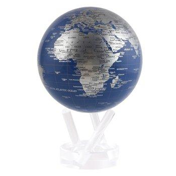 Blue & Silver Globe
