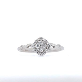Vintage-Inspired Promise Ring