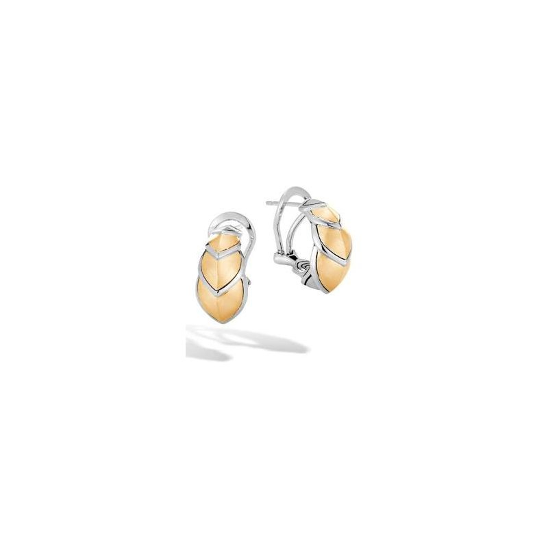 JOHN HARDY Legends Naga Buddha Belly Earrings