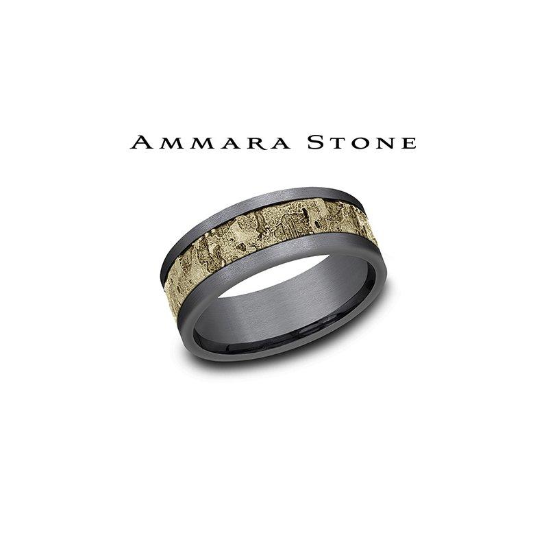 Lasker Men's Ammara Stone - Fractured Wall