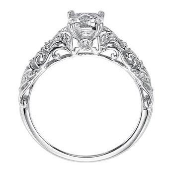 Vintage-Inspired Ring Mounting