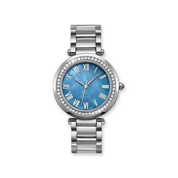 Lasker Timepiece With Swarovski Crystals