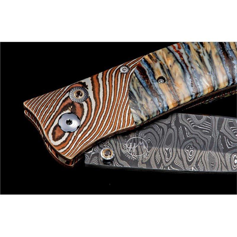 William Henry Relic Pocket Knife
