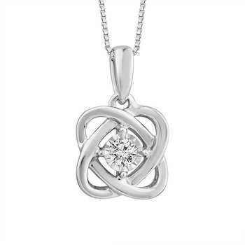 Only You Diamond Pendant