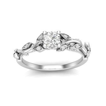 Amelie Diamond Ring Setting