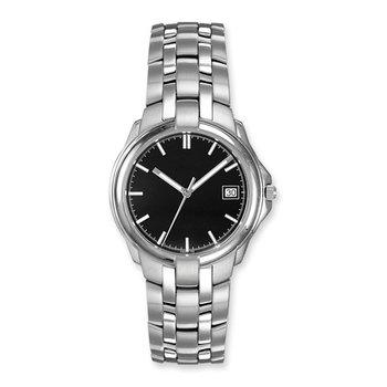 Lasker 38mm Steel Timepiece