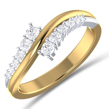 Journey Diamond Ring